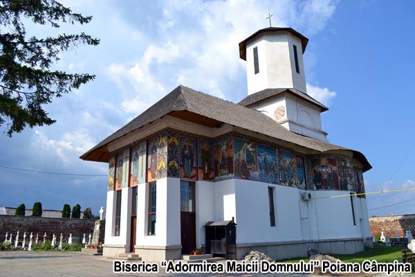 Biserica Adormirea Maicii Domnului Comuna în imagini