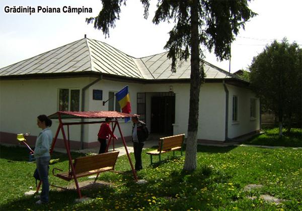 Gradinita Poiana Comuna în imagini