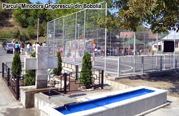 Parc Bobolia 1 Comuna în imagini