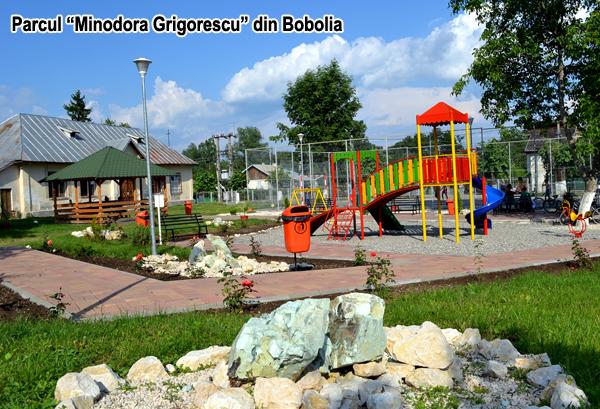 Parc Bobolia 2 Comuna în imagini