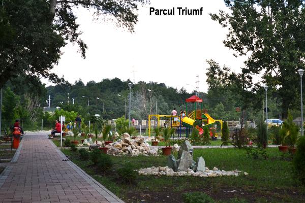 Parcul Triumf 1 Comuna în imagini