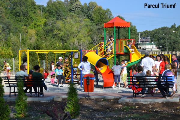 Parcul Triumf 2 Comuna în imagini